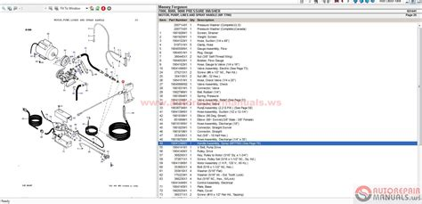 wiring diagram for mey ferguson 35 tractor ferguson to 20