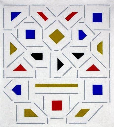 geometric pattern vans 64 best leck bart van der 1876 1958 images on pinterest