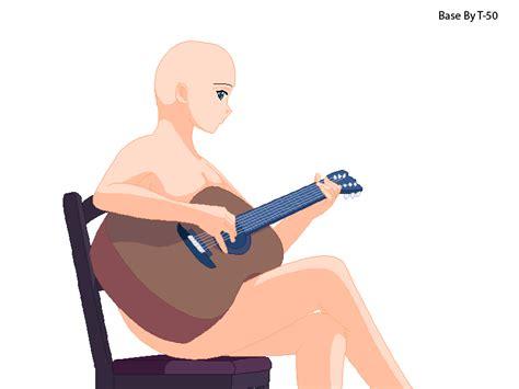 music base music girl base 1 by tragedie 50 on deviantart