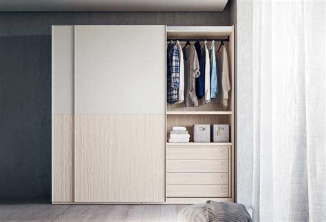 armadio scorrevole 2 ante armadio scorrevole laccato colorato duo clever it