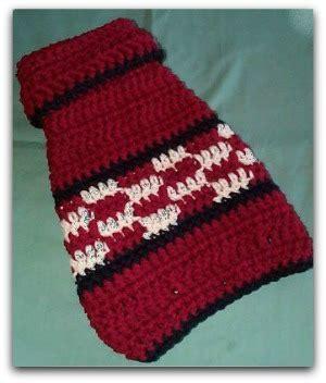 crochet yorkie sweater pattern unique free easy crochet sweater pattern for a small