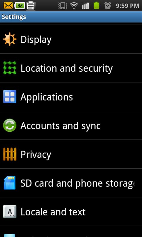 settings apk how to install apk files on your android phone