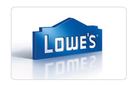 Where Can I Buy Lowes Gift Cards - free 5 lowe s gift card free shipping