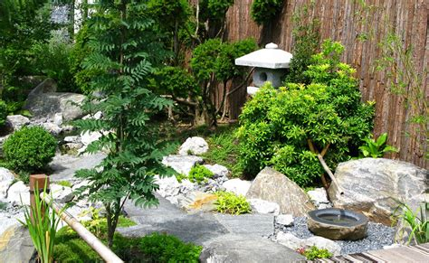 japanese style gardens zones