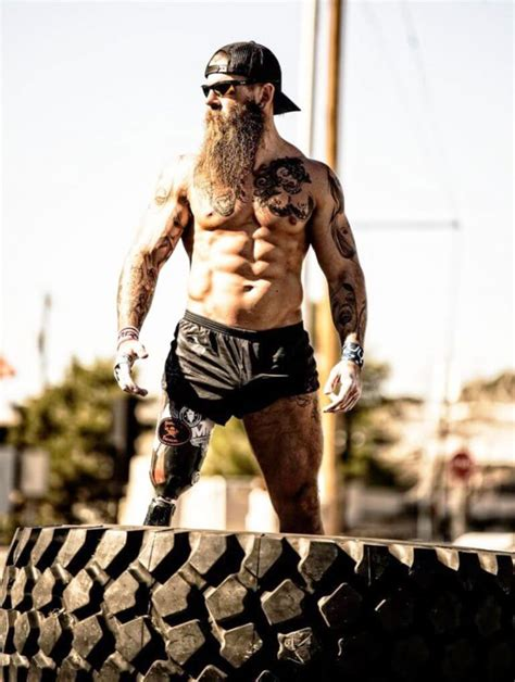 tattoo aftercare gym derek weida tattooed army veteran amputee and all