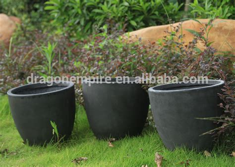 Wholesale Planter by Small Fiberglass Cement Orchid Planter Pots
