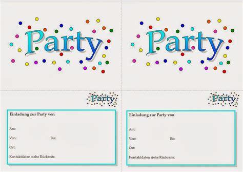 einladungskarten selber drucken kindergeburtstag einladungskarten einladung zum paradies