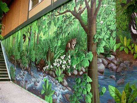 Wall Mural Artist mural artist designer kim hunter indigo muralist