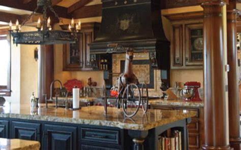 home decor kitchen pictures black kitchen cabinets in tuscan kitchen decor tuscan