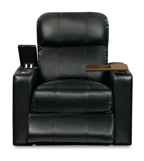 12003 Home Theater Seating Quot The Reno Quot Bonded Leather Theater Seating