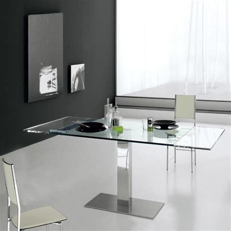 tavolo elvis cattelan tavolo allungabile in cristallo elvis drive by cattelan