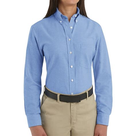 light blue long sleeve shirt womens sr71lb long sleeve women s light blue executive button