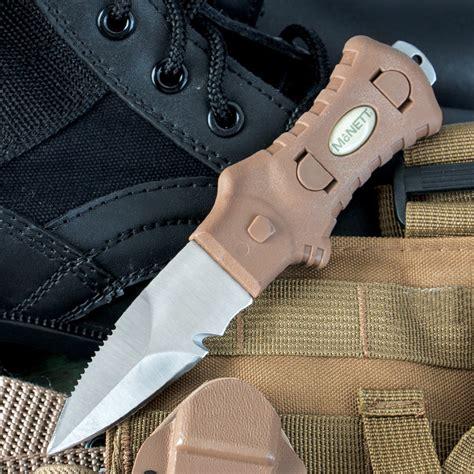 mcnett dive knife mcnett samish dive knife coyote budk knives