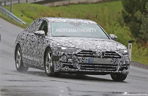 2019 Audi A8 Features by 2019 Audi A8 To Feature 48 Volt Mild Hybrid System