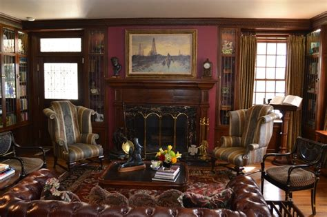 Rugs Okc Oklahoma Governor S Mansion Library Governors Mansions