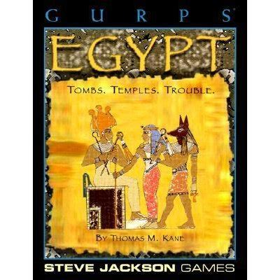 temple trouble books gurps tombs temples trouble by m