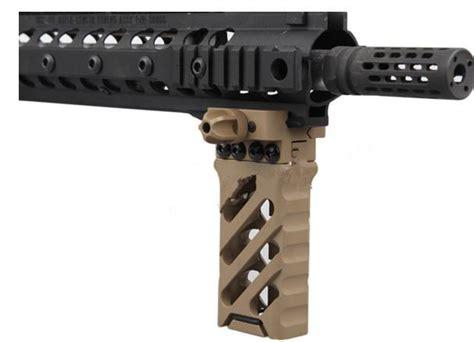 Blackcat Airsoft Aluminum Grip De airsoft vtac style qd vertical foregrip de metal ultralight rail grip type a gear