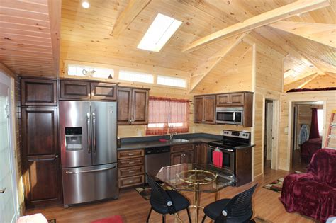 Log Cabin Floor Plans With Loft by Sheds Unlimited Releases Tiny House Designs In Pa