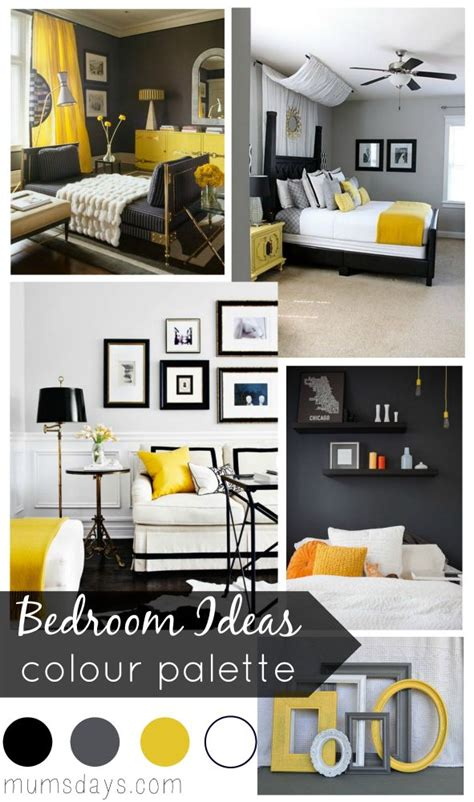 yellow black and white bedroom ideas bedroom ideas with wish list mums days