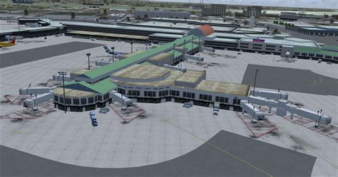 fsx airport design editor x new orleans international airport scenery for fsx
