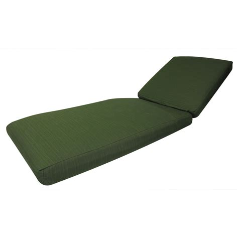 green chaise lounge cushions shop allen roth sunbrella dupione palm green patio