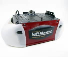 chamberlain liftmaster professional 3 4 hp garage door
