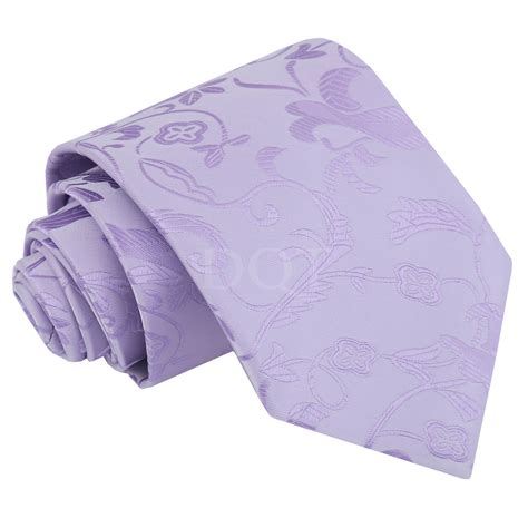 new dqt high quality s wedding tie lilac ebay