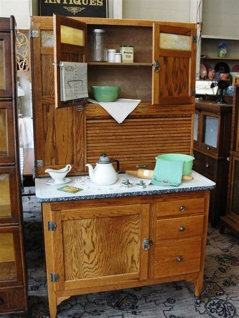 antique mcdougall hoosier kitchen cabinet with porcelain 17 best ideas about oak cabinet kitchen on pinterest oak
