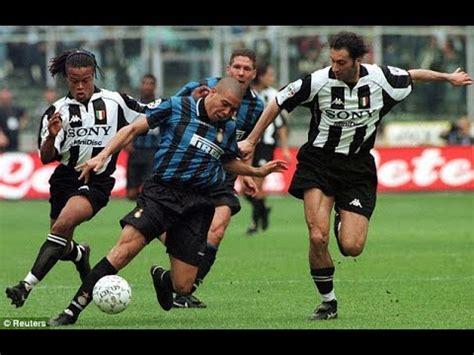 ronaldo juventus 1998 ronaldo vs juventus 1998 away