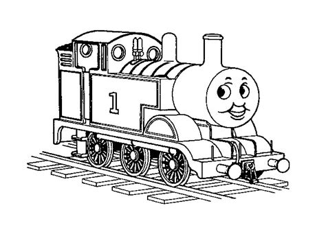 thomas the train coloring pages printable sheet free