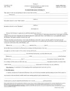 purchase agreement blank form fill online printable
