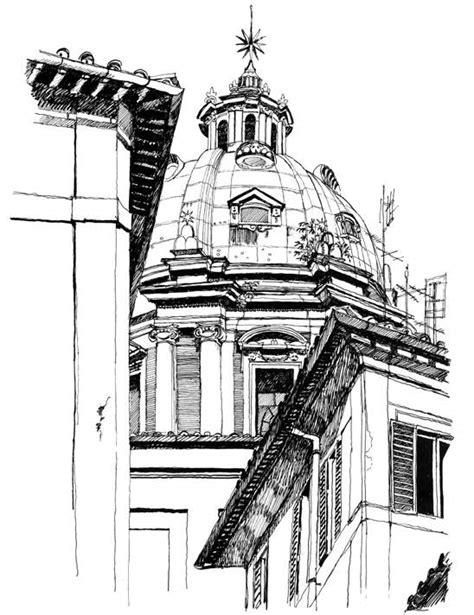 Roma, Disegni in Bianco e Nero   Marcella Morlacchi