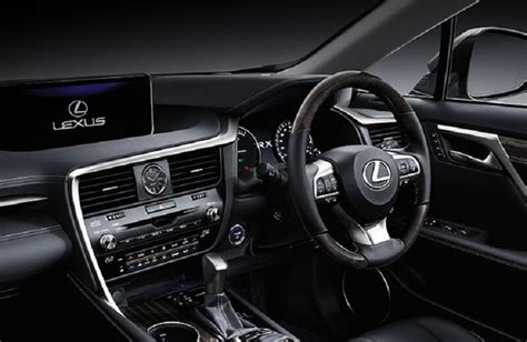 lexus suv rx 2017 interior 2017 lexus rx 450h price in india specifications