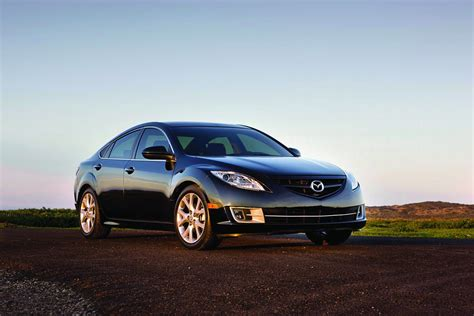 is mazda american north american all new mazda6 production begins at