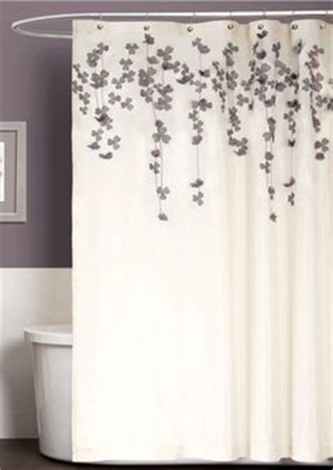 flower drop shower curtain shower curtain love on pinterest shower curtains
