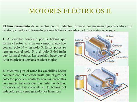 inductor de un motor electrico circuitos el 233 ctricos presentacion powerpoint p 225 2 monografias