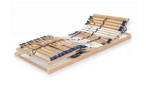 The Bay Bed Frames Flexi Slat Adjustable Bed Frame Comfort Ergonomic Products
