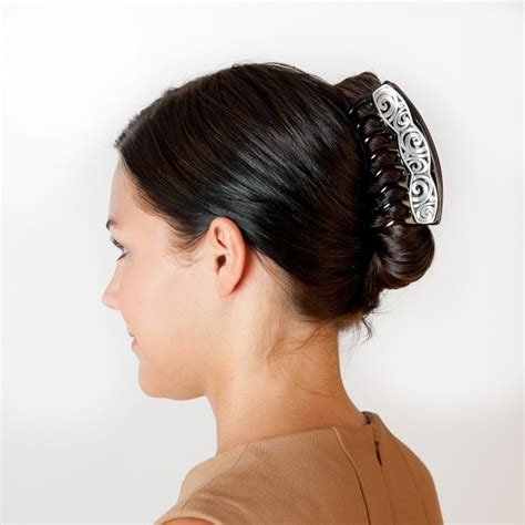 Hair Clip groove groove large hair clip hair accessories