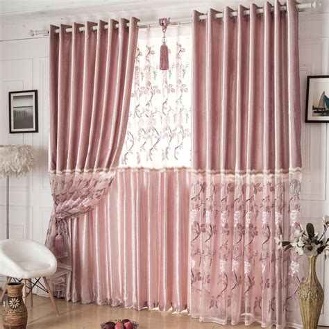 curtains for bedroom window fancy window curtains home the honoroak