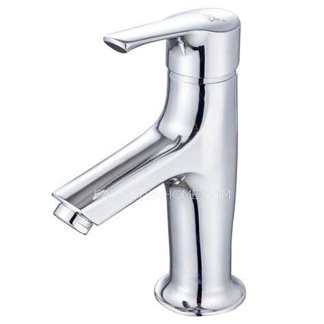 for sale one single handle chrome bathroom faucet