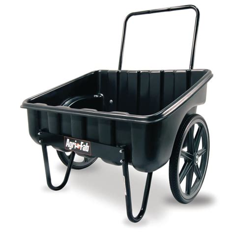 agri fab carry all garden cart 45 0528 the home depot