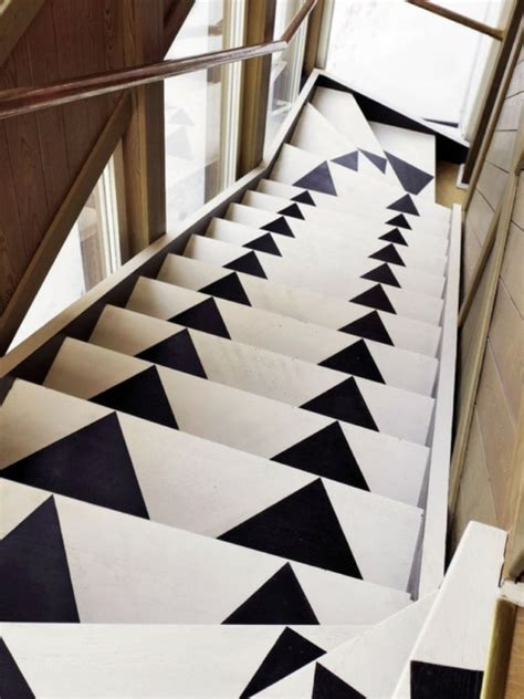 Just Two Fabulous Staircases by Fabulous Staircase Rugs Bring Color Interior Design