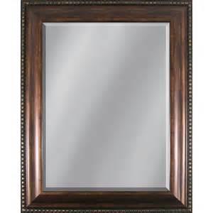 wall mirror oval beveled beveled bathroom mirror kichler lighting xana beveled wall mirror