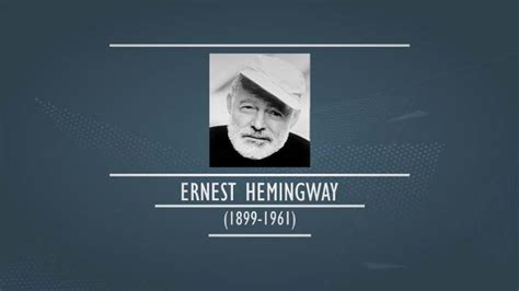 ernest hemingway biography experiences and literary achievements biography of ernest miller hemingway simply knowledge