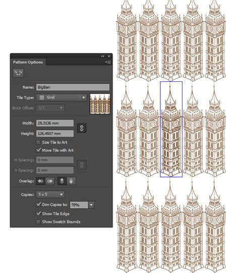 how to scale pattern swatches in illustrator how to create a seamless pattern in adobe illustrator cs6