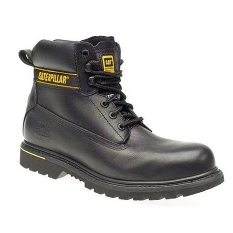 Caterpillar Holton Safety Boots caterpillar holton safety boots mens foot protection