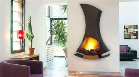 moderne deko winterliche wohnideen moderner deko kamin im wohnzimmer