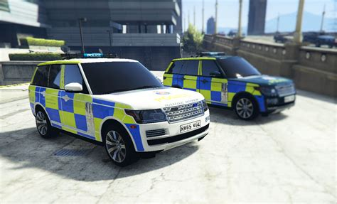 british range rover british police range rover vogue essex gta5 mods com