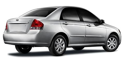 2008 Kia Spectra Reviews by 2009 Kia Spectra Overview Cargurus