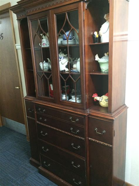 china cabinet for sale china cabinet desk combo for sale antiques classifieds